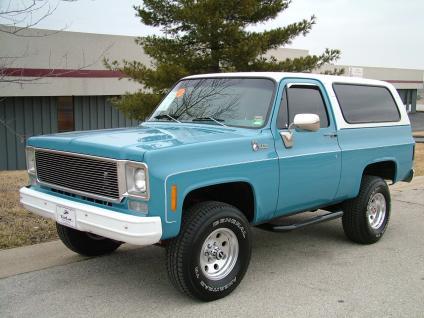 Chevrolet Blazer 1978 foto - 4