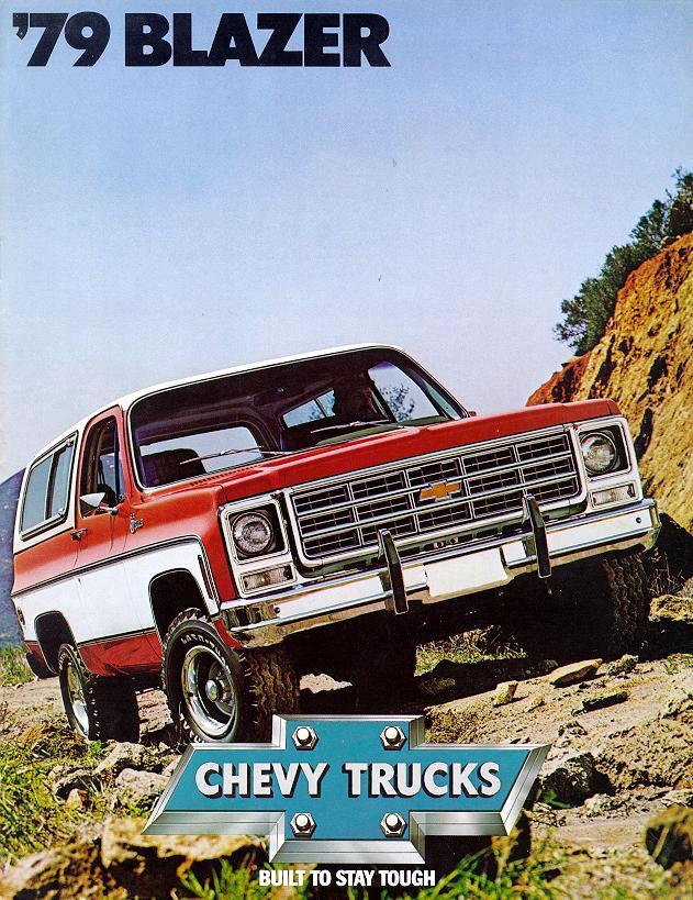 Chevrolet Blazer 1979 foto - 1