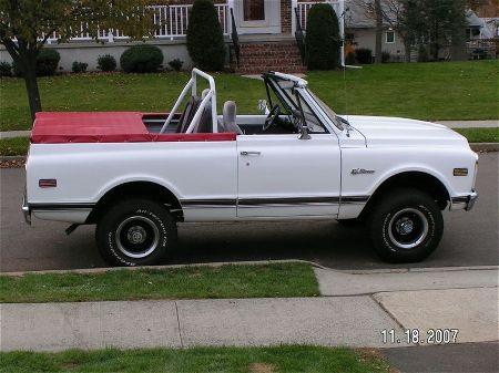 Chevrolet Blazer 1979 foto - 2
