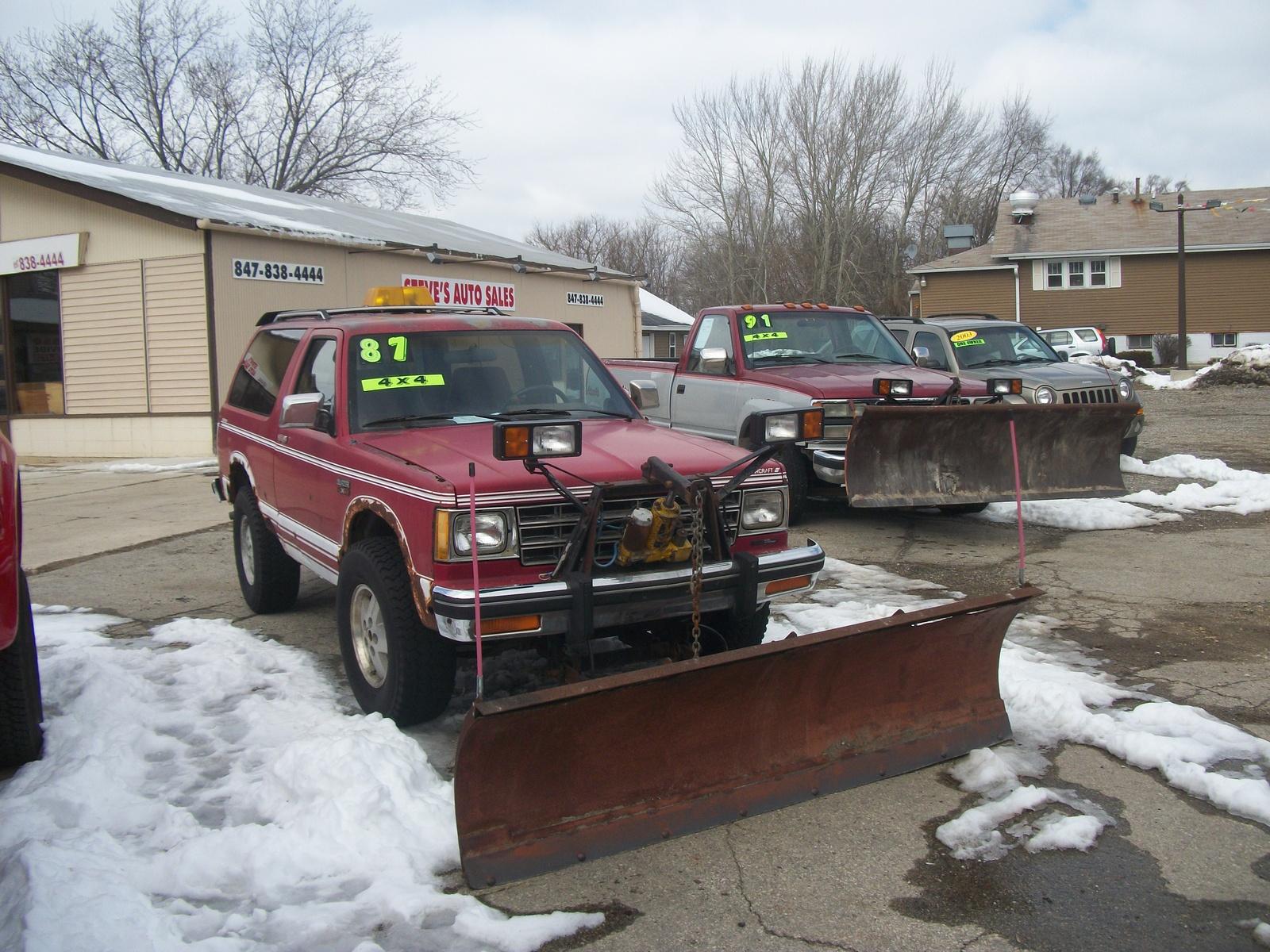 Chevrolet Blazer 1979 foto - 3