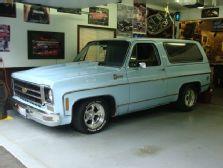 Chevrolet Blazer 1979 foto - 4
