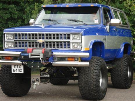 Chevrolet Blazer 1981 foto - 1