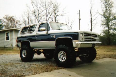 Chevrolet Blazer 1981 foto - 5