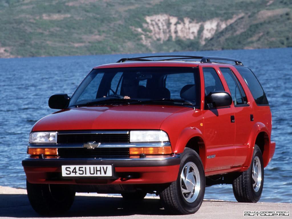 Chevrolet Blazer 1982 foto - 2