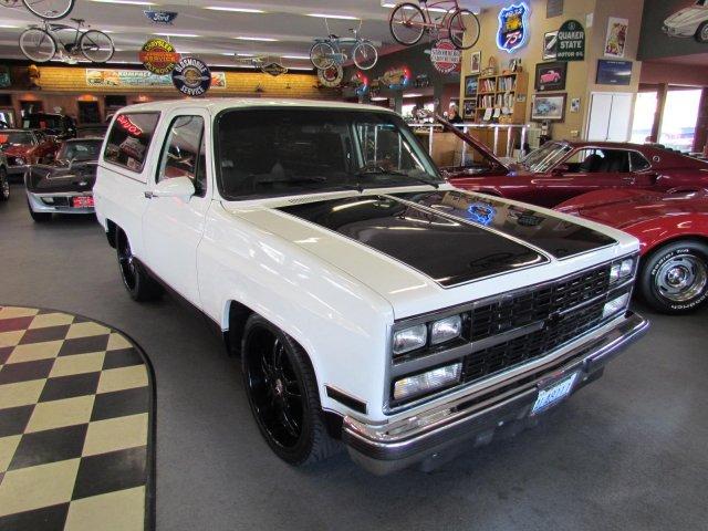 Chevrolet Blazer 1982 foto - 3