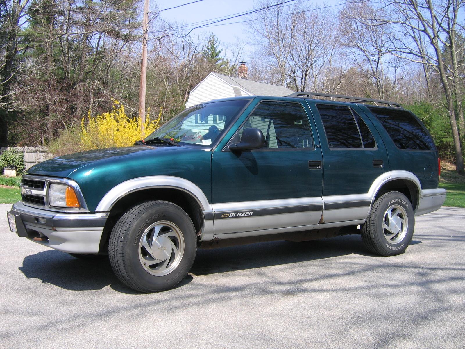 Chevrolet Blazer 1982 foto - 5