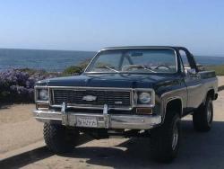 Chevrolet Blazer 1983 foto - 1