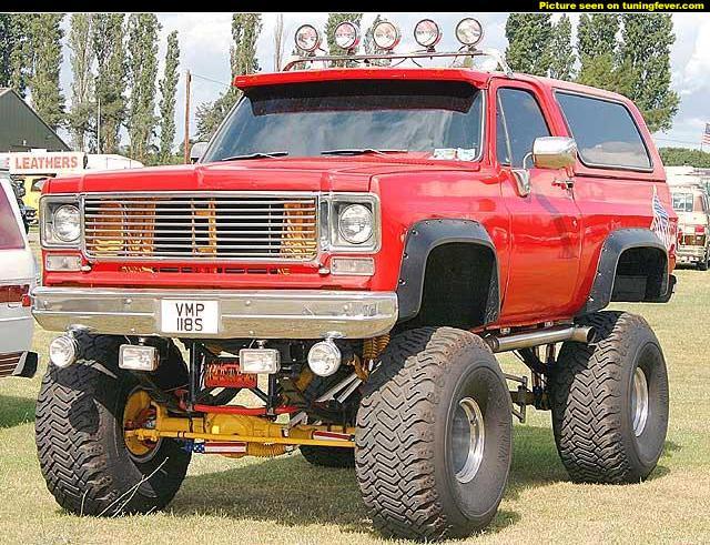 Chevrolet Blazer 1985 foto - 2