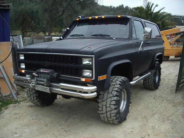 Chevrolet Blazer 1985 foto - 3