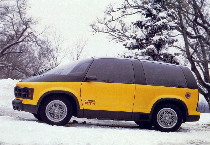 Chevrolet Blazer 1987 foto - 2