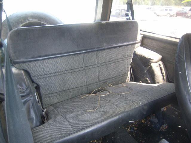 Chevrolet Blazer 1989 foto - 2