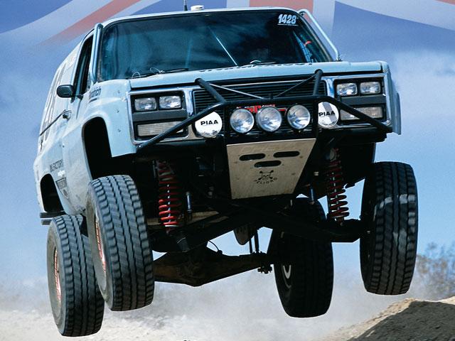 Chevrolet Blazer 1989 foto - 4