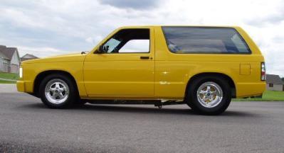 Chevrolet Blazer 1989 foto - 5