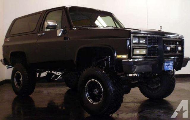 Chevrolet Blazer 1990 foto - 2