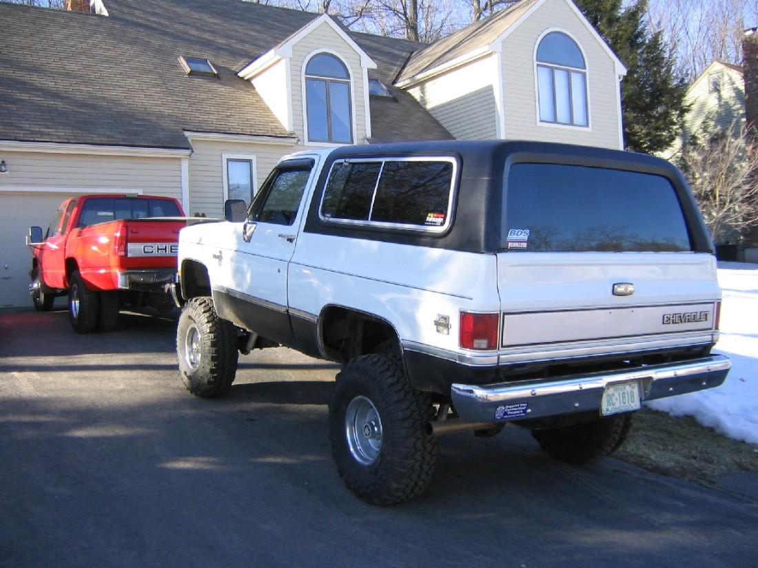 Chevrolet Blazer 1990 foto - 5