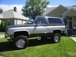 Chevrolet Blazer 1991 foto - 3
