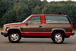 Chevrolet Blazer 1993 foto - 1