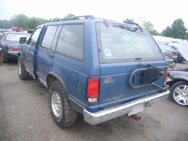 Chevrolet Blazer 1993 foto - 3
