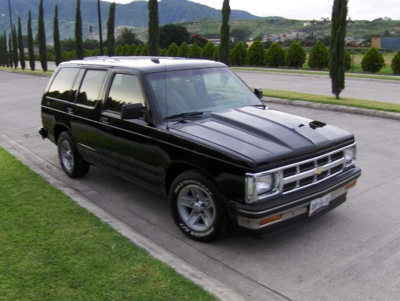 Chevrolet Blazer 1994 foto - 2