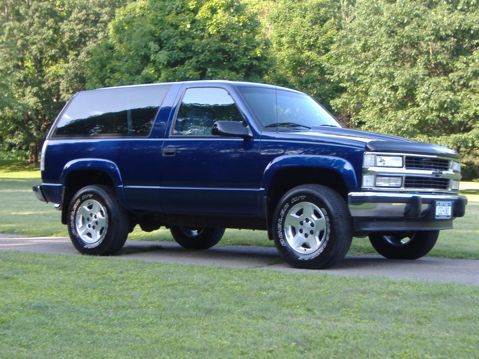 Chevrolet Blazer 1994 foto - 3