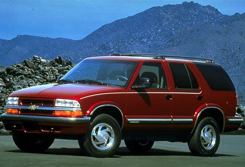 Chevrolet Blazer 1995 foto - 1