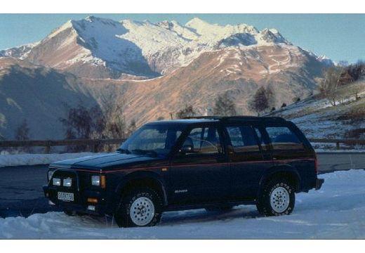 Chevrolet Blazer 1995 foto - 2