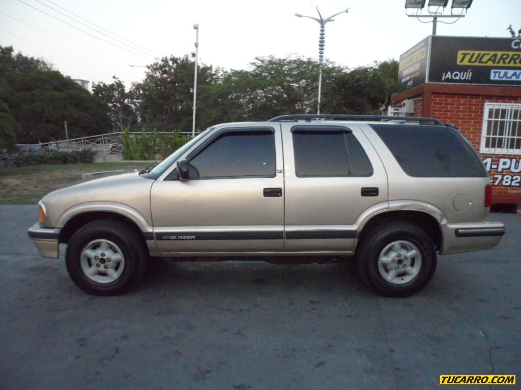 Chevrolet Blazer 1995 foto - 3