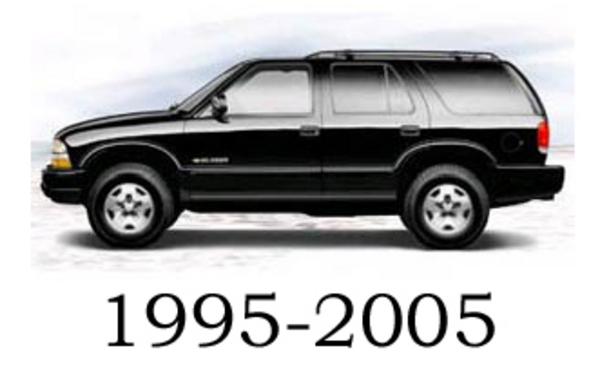 Chevrolet Blazer 1995 foto - 5