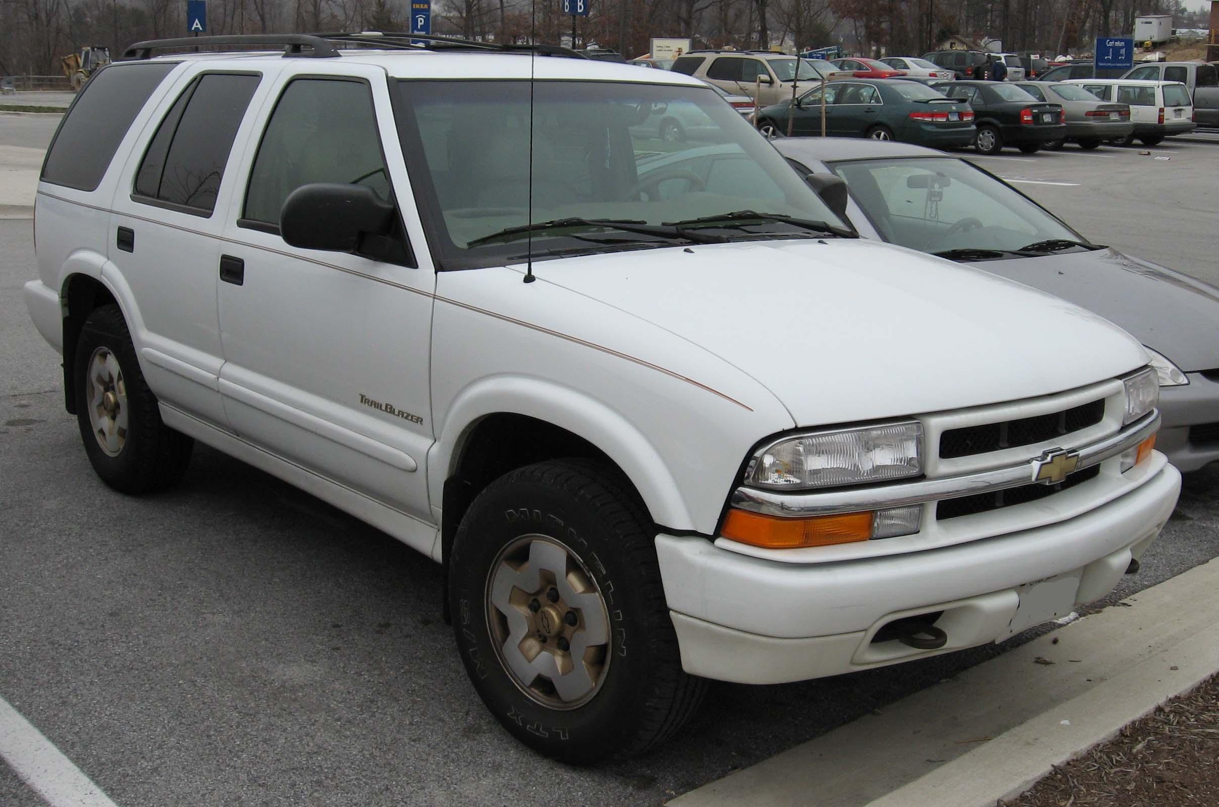 Chevrolet Blazer 1996 foto - 1