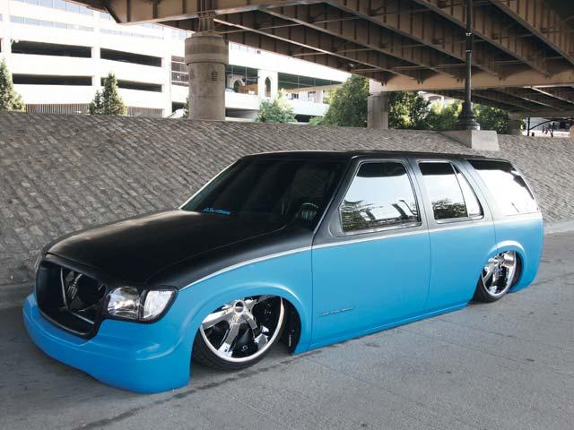 Chevrolet Blazer 1996 foto - 2