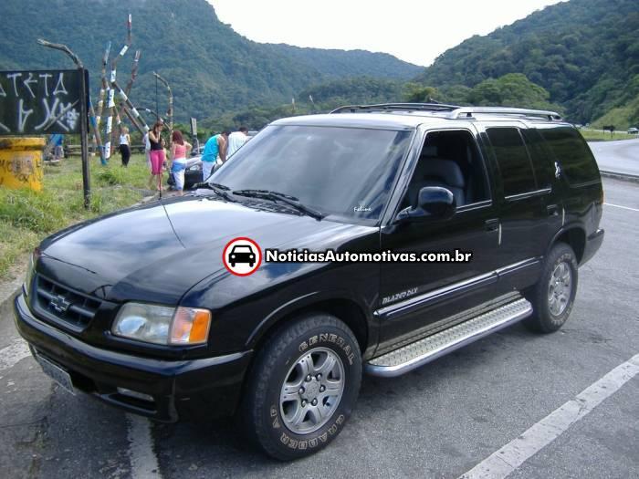 Chevrolet Blazer 1996 foto - 5