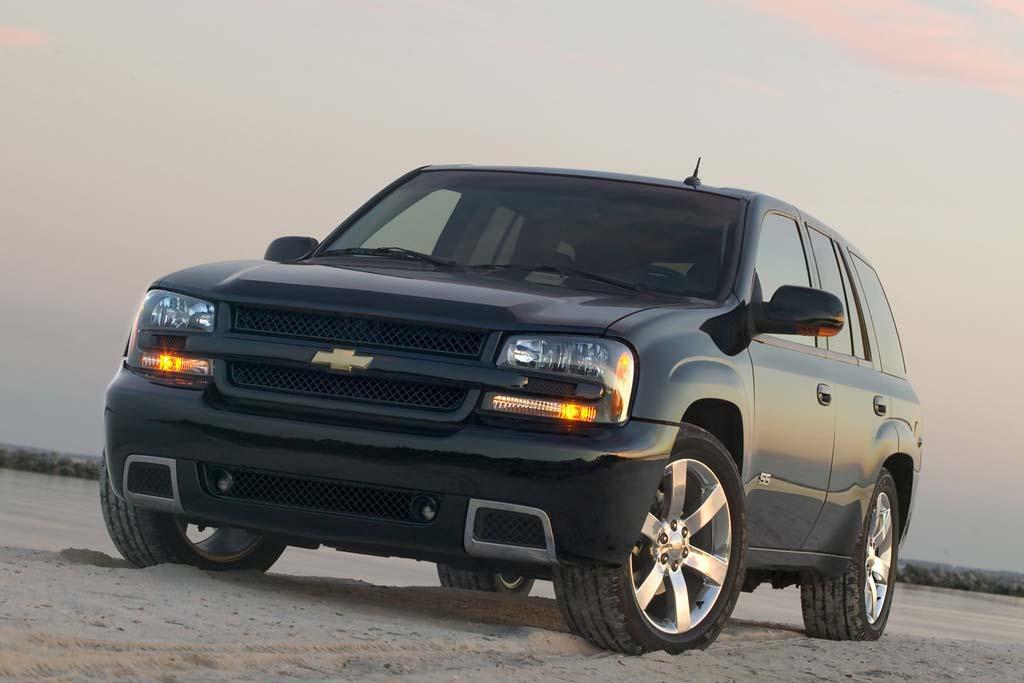 Chevrolet Blazer 1997 foto - 1