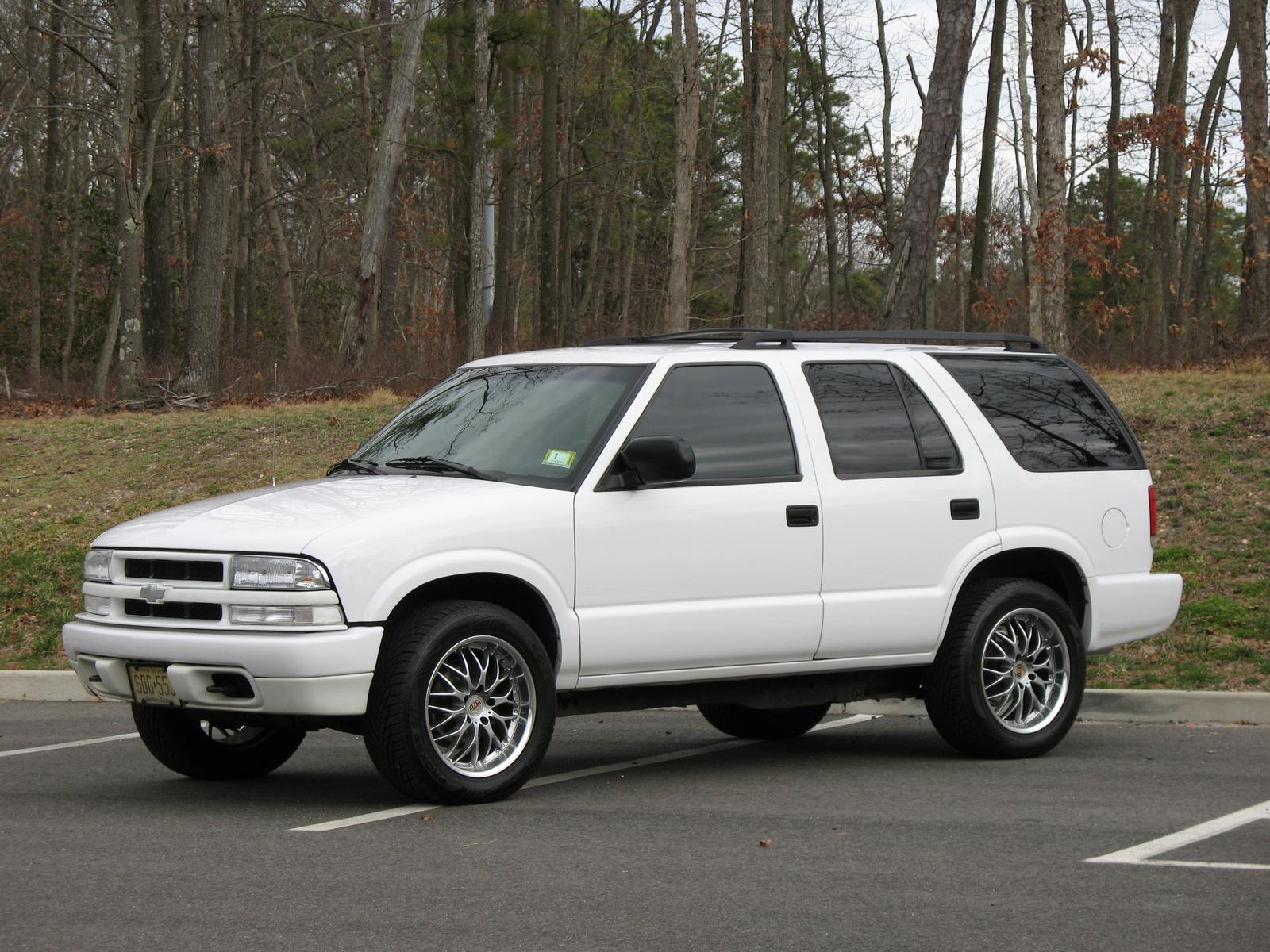 Chevrolet Blazer 1997 foto - 3