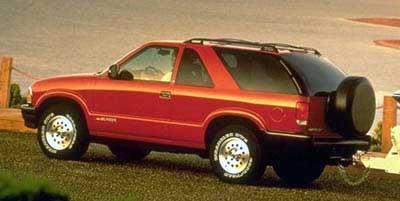 Chevrolet Blazer 1997 foto - 4