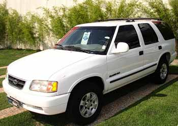 Chevrolet Blazer 1997 foto - 5
