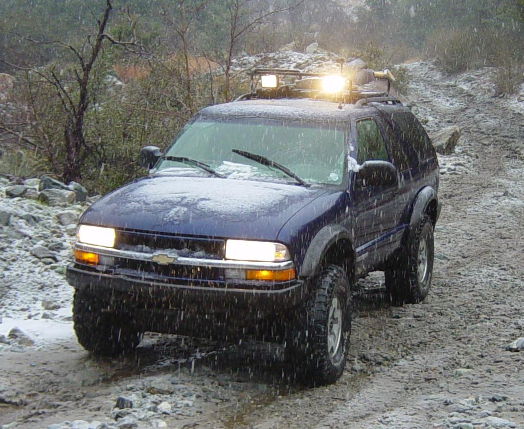 Chevrolet Blazer 1998 foto - 3
