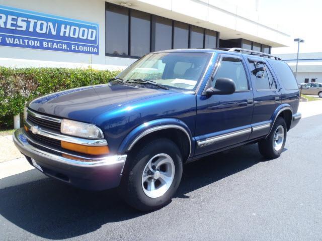 Chevrolet Blazer 1998 foto - 4