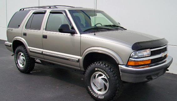 Chevrolet Blazer 1998 foto - 5