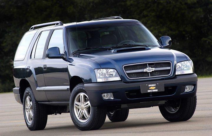 Chevrolet Blazer 1999 foto - 2