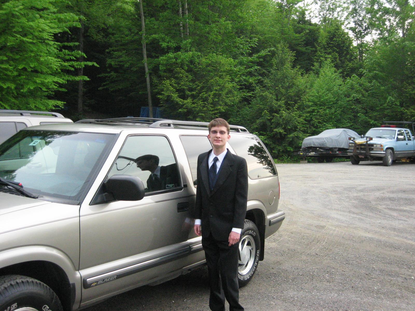 Chevrolet Blazer 1999 foto - 3