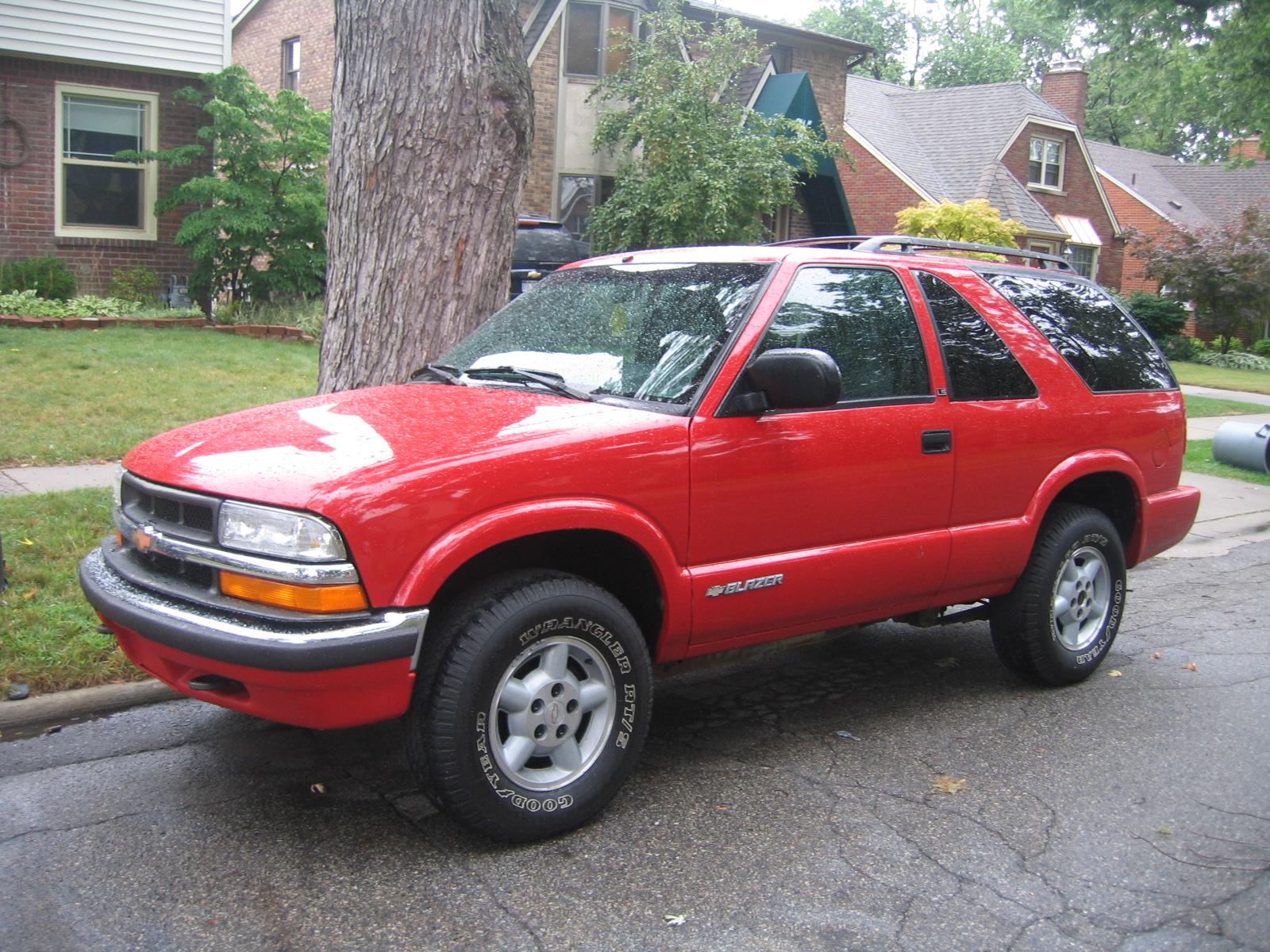 Chevrolet Blazer 1999 foto - 5