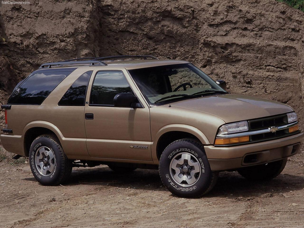 Chevrolet Blazer 2000 foto - 4
