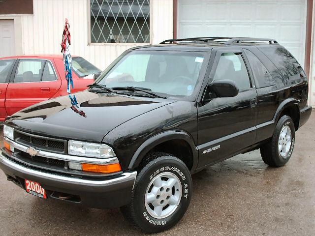 Chevrolet Blazer 2001 foto - 1