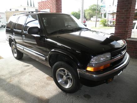 Chevrolet Blazer 2001 foto - 2