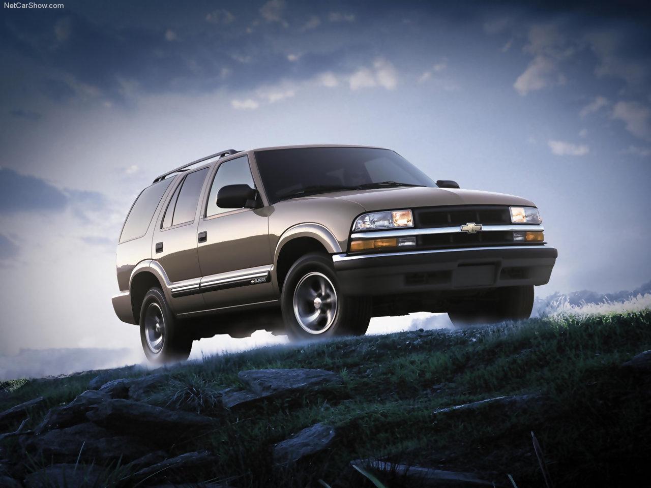 Chevrolet Blazer 2001 foto - 4