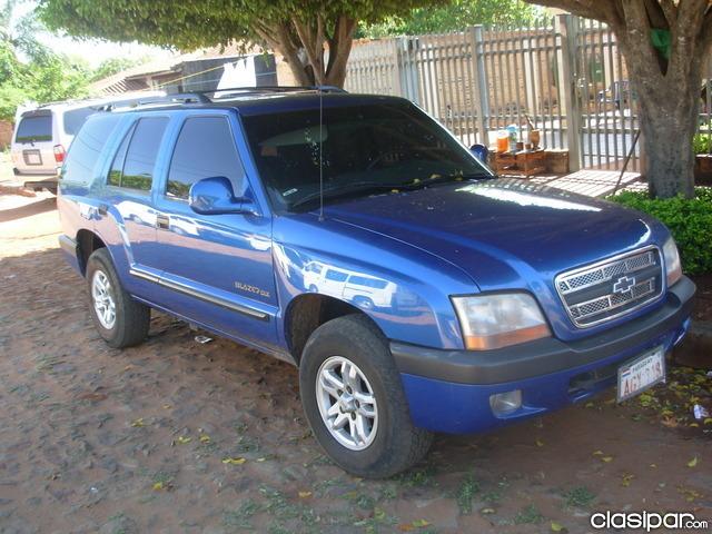 Chevrolet Blazer 2001 foto - 5
