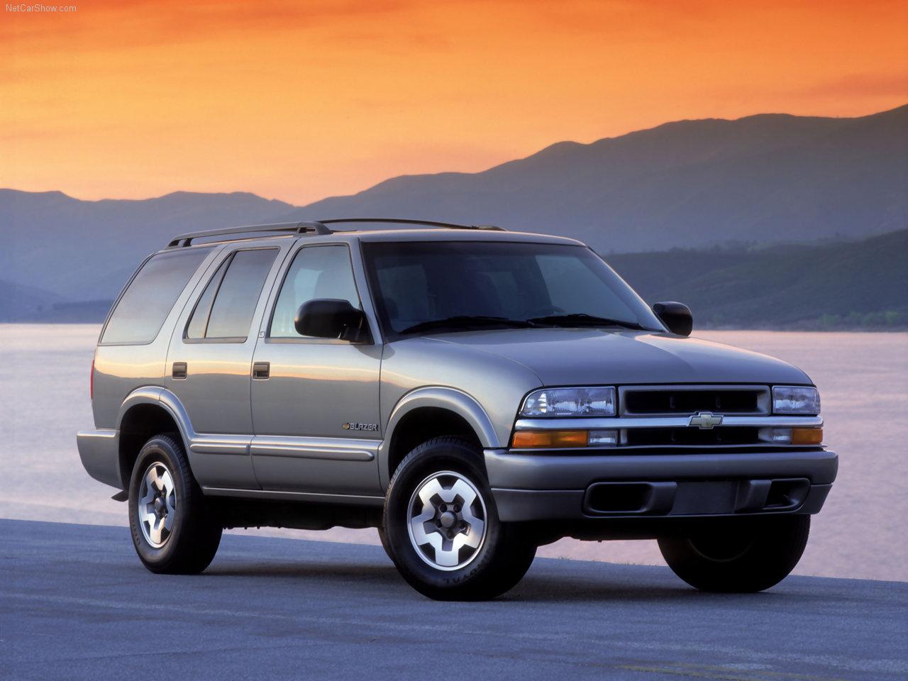 Chevrolet Blazer 2002 foto - 1