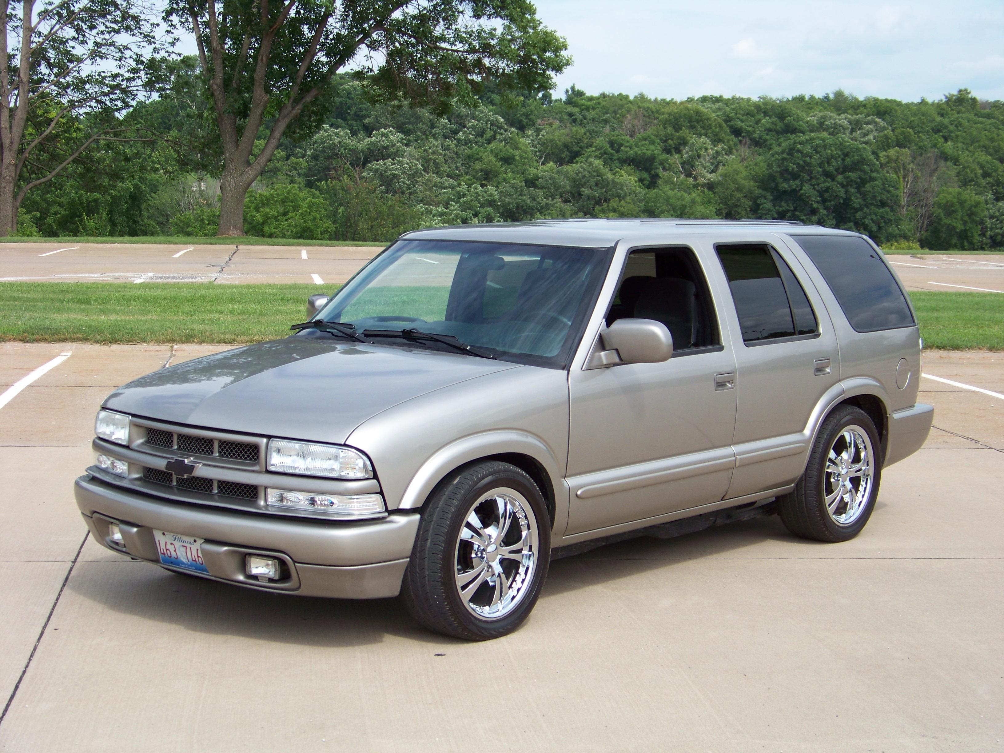Chevrolet Blazer 2002 foto - 3