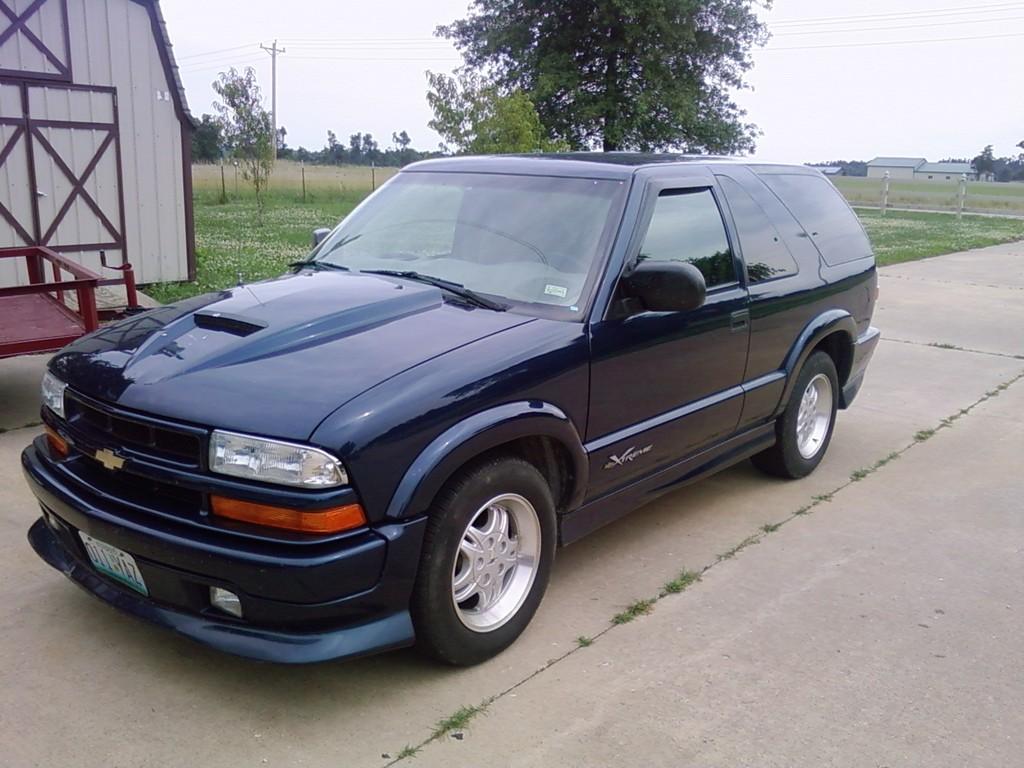 Chevrolet Blazer 2002 foto - 4