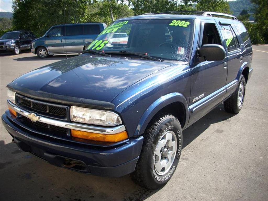 Chevrolet Blazer 2002 foto - 5